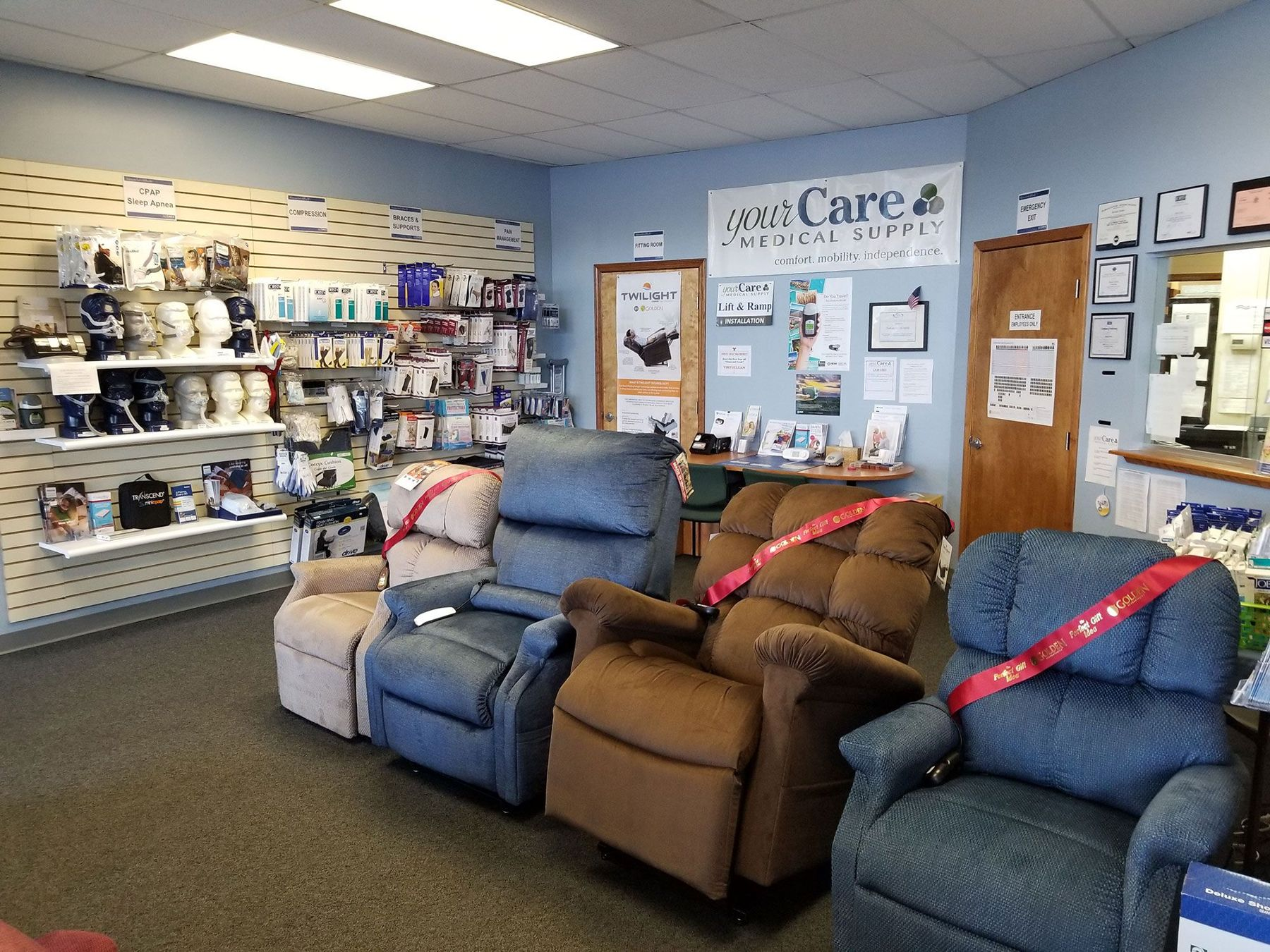 About Us | YourCare Medical Supply | Rochester NY